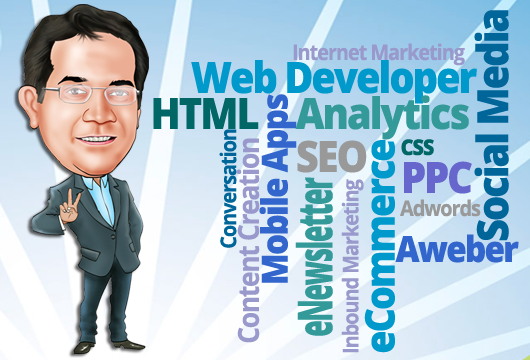 Mahmood Bashash Technical Guru Web Developer Internet Marketing Social Media