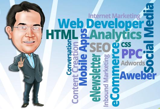 Mahmood Bashash Technical Guru Web Developer Internet Marketing Social Media